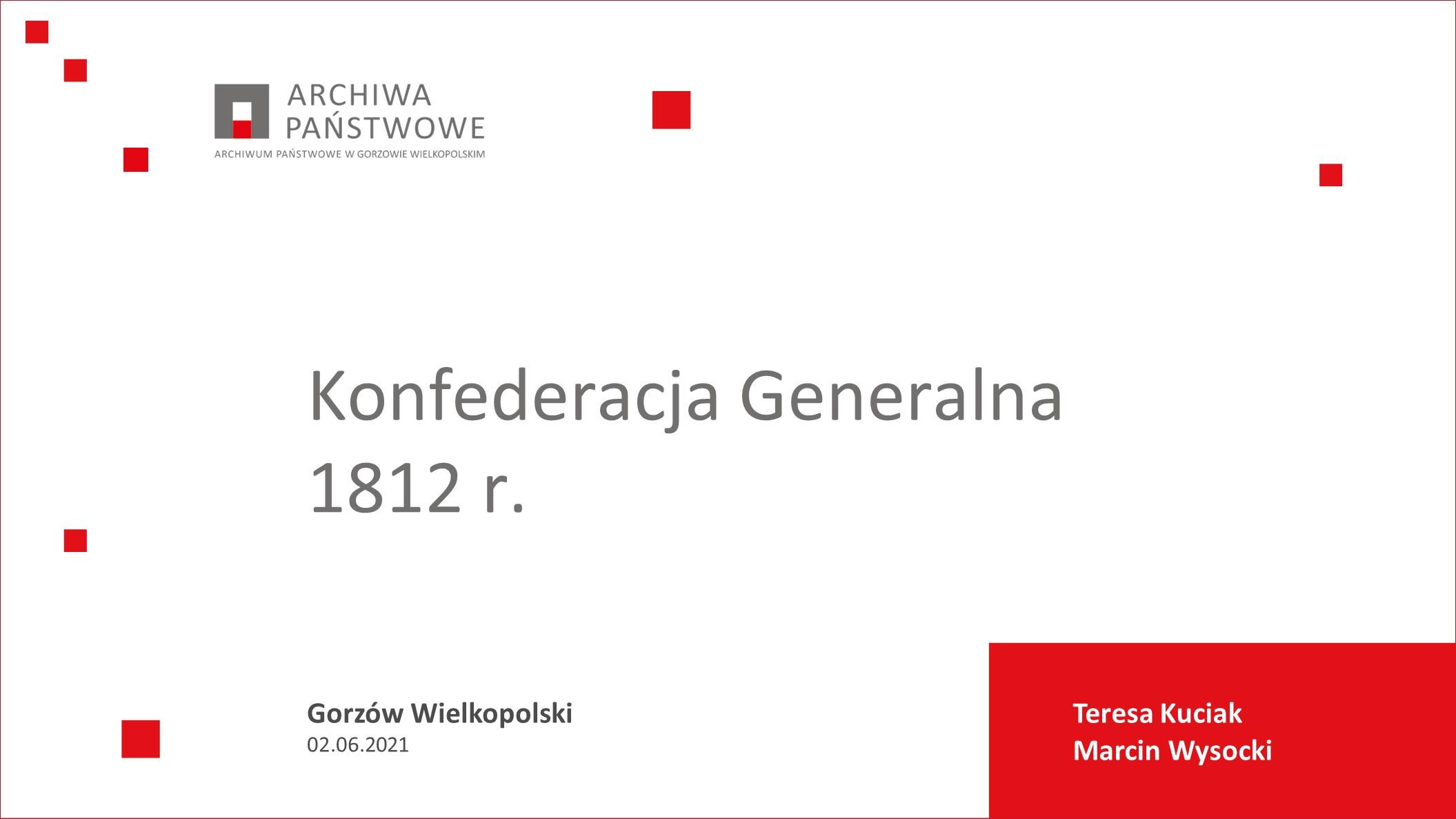 Ilustracja przedstawiająca stronę tytułową prezentacji