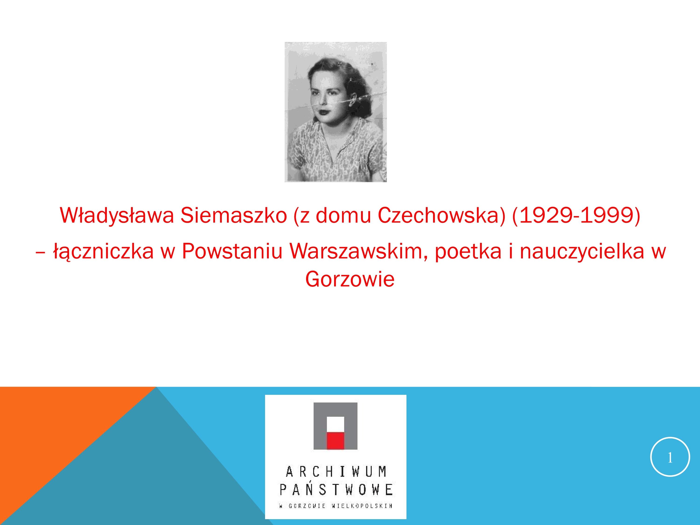 Prezentacja - slajd 1
