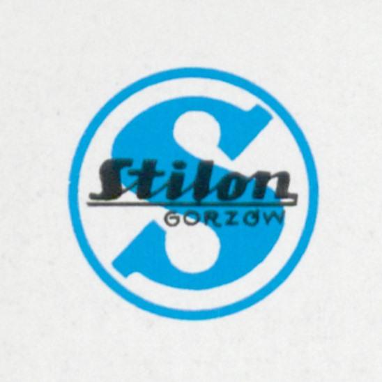 Logo Zakładów Włókien Chemicznych Stilon w Gorzowie Wielkopolskim